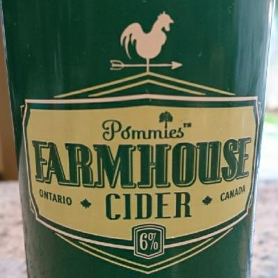 picture of Pommies Cider Co Farmhouse Cider submitted by hmf213