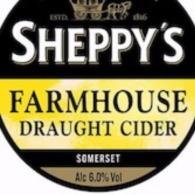 picture of Sheppy's Farmhouse Draught Cider submitted by Judge