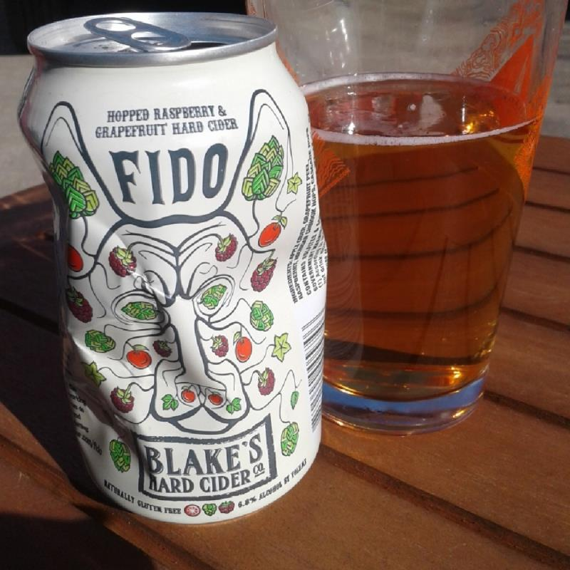 picture of Blake's Hard Cider Co. Fido submitted by Kaydi