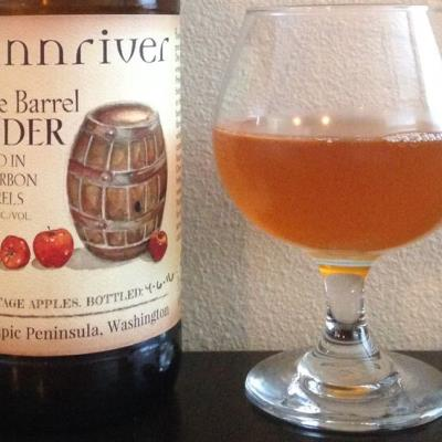 picture of Finnriver Cidery Fire Barrel submitted by cidersays