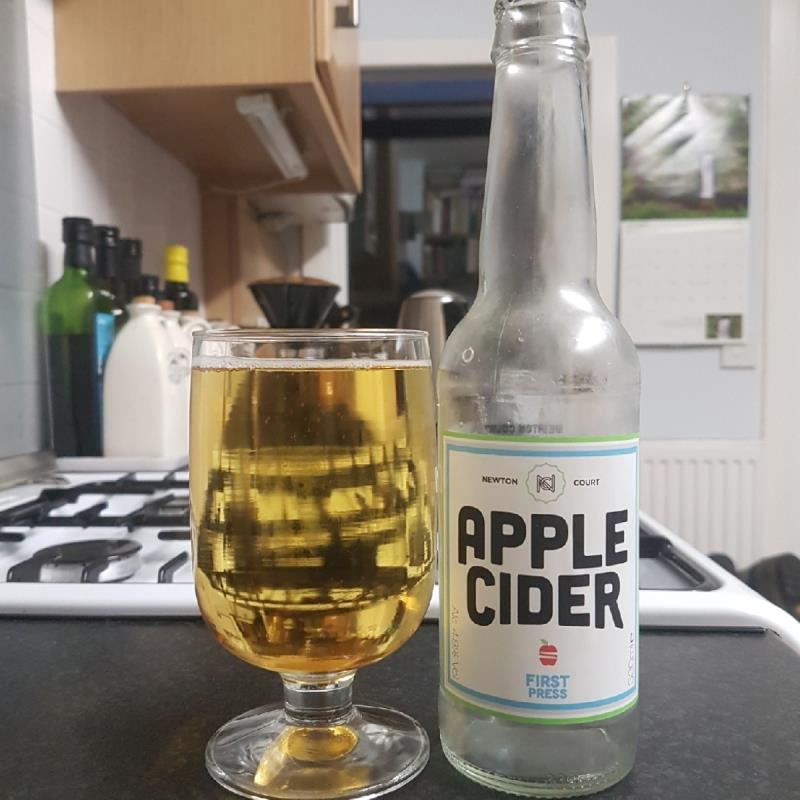 picture of Newton Court First Press Apple Cider submitted by BushWalker