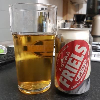 picture of Friels First Press Vintage Cider submitted by BushWalker