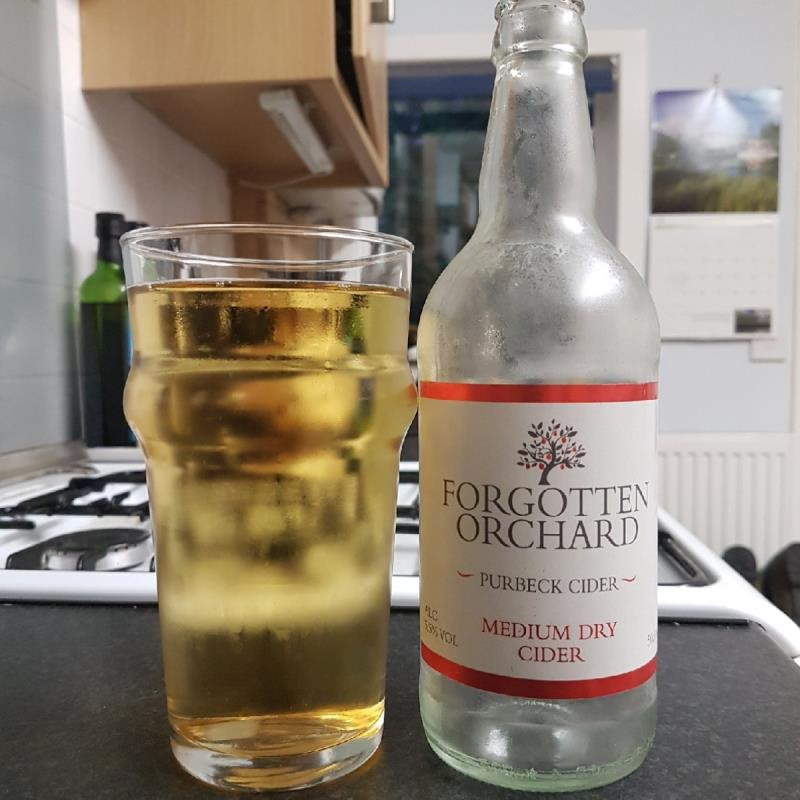 picture of Purbeck Cider Co Forgotten Orchard Medium Dry submitted by BushWalker