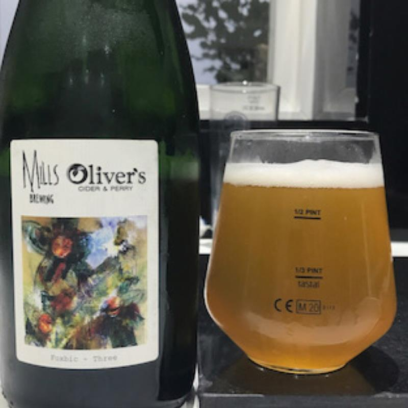 picture of Oliver's Cider and Perry Foxbic -Three submitted by Judge