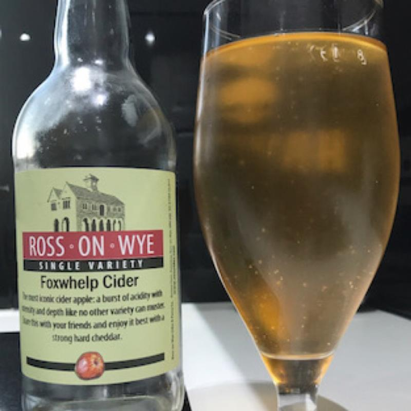 picture of Ross-on-Wye Cider & Perry Co Foxwhelp Cider submitted by Judge