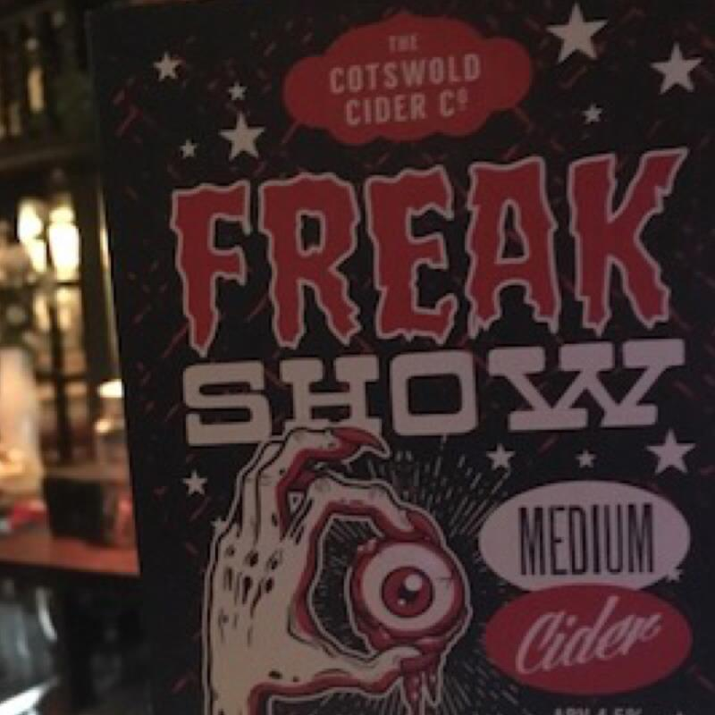 picture of The Cotswold Cider Co Freak Show submitted by Judge