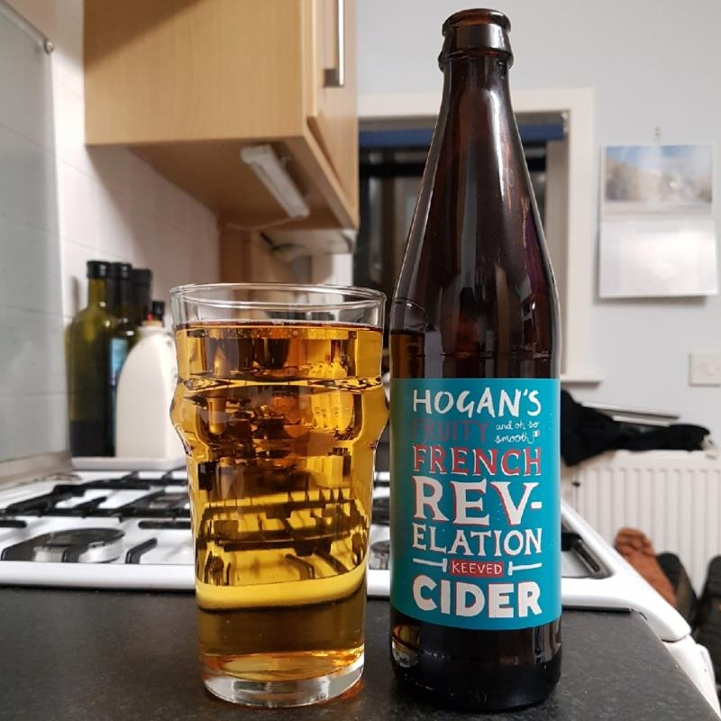 picture of Hogan's Cider French Revelation submitted by BushWalker
