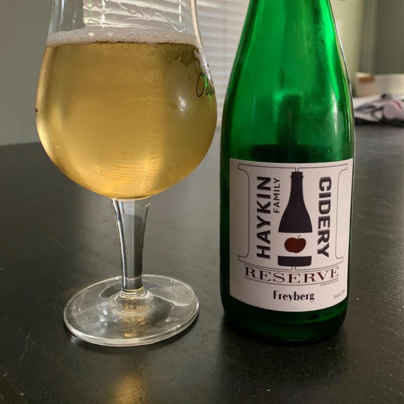 picture of Haykin Family Cider Freyberg submitted by KariB