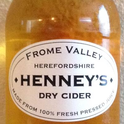 picture of Henney's Cider Company Frome Valley Dry Cider submitted by cidersays