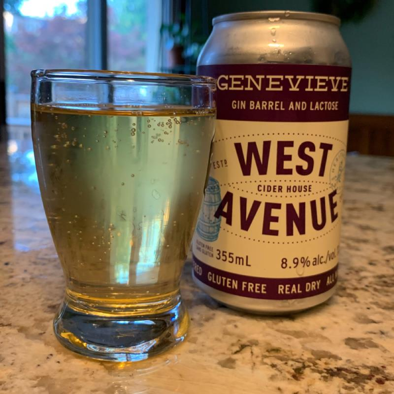 picture of West Avenue Cider Company Genevieve submitted by DHav