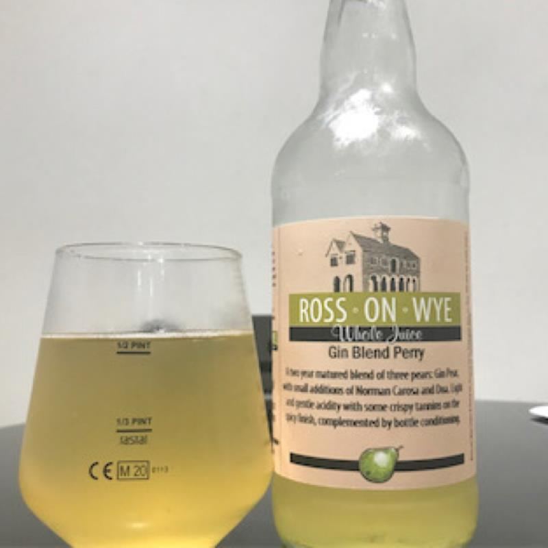 picture of Ross-on-Wye Cider & Perry Co Gin Blend Perry submitted by Judge