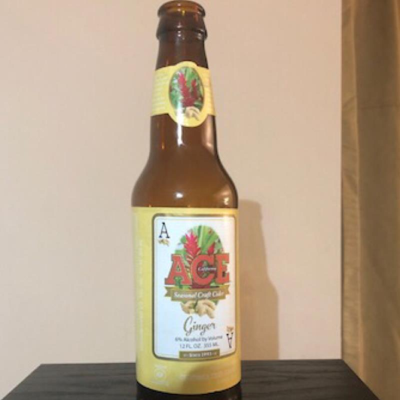 picture of ACE Hard Ciders Ginger submitted by RosalindThacker