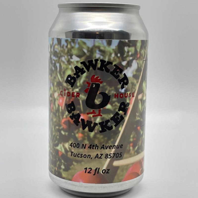 picture of Bawker Bawker Cider House Ginger Pear submitted by PricklyCider
