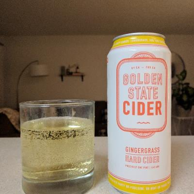 picture of Golden State Cider Gingergrass submitted by DoubleCider