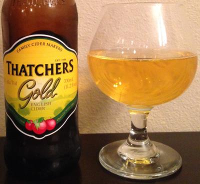 picture of Thatchers Cider Company Gold submitted by cidersays