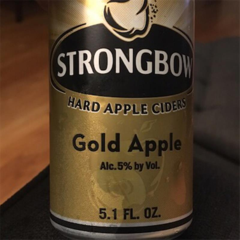 picture of Strongbow Hard Ciders Gold Apple submitted by CiderHouseRules