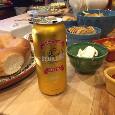 picture of Schilling Cider Gold submitted by herharmony23
