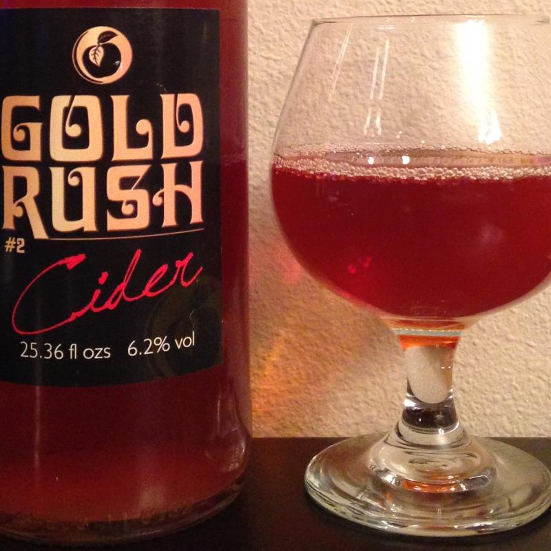 picture of Oliver's Cider and Perry Gold Rush #2 submitted by cidersays
