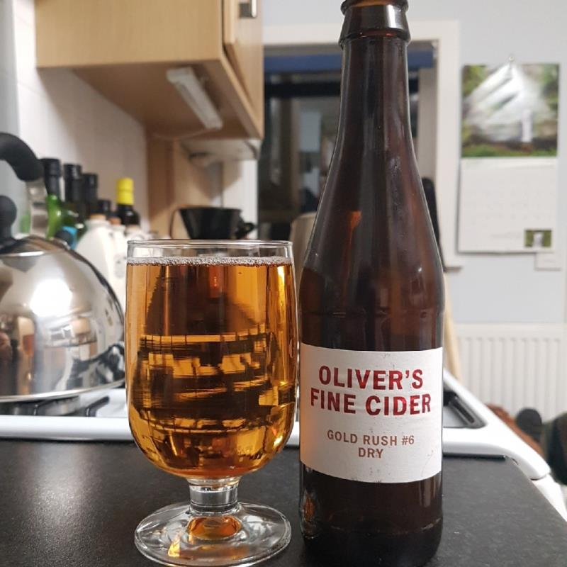 picture of Oliver's Cider and Perry Gold Rush #6 submitted by BushWalker
