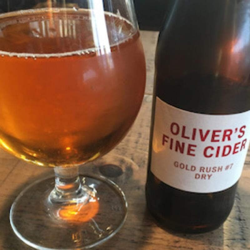 picture of Oliver's Cider and Perry Gold Rush #7 submitted by Judge