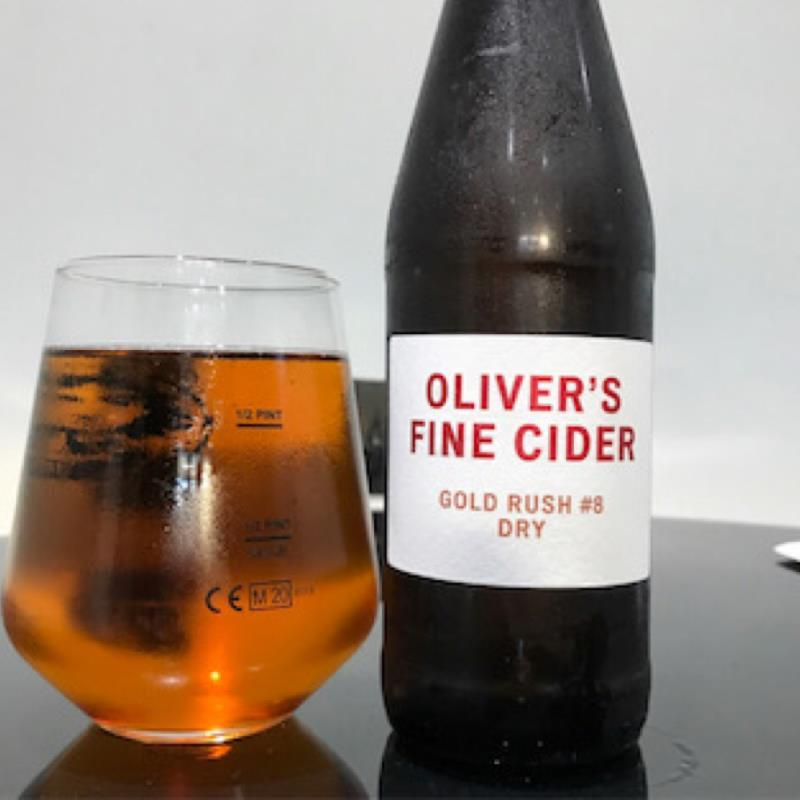 picture of Oliver's Cider and Perry Gold Rush #8 submitted by Judge