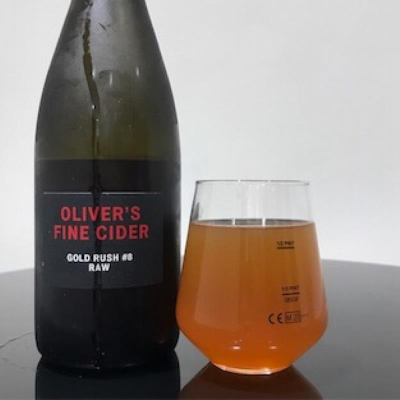 picture of Oliver's Cider and Perry Gold Rush #8 Raw submitted by Judge