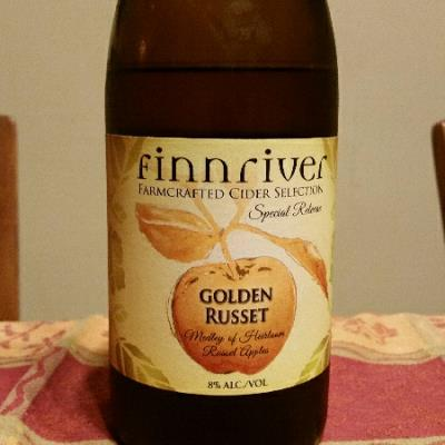 picture of Finnriver Cidery Golden Russet submitted by david