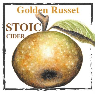picture of Stoic Cider Golden Russet submitted by KariB