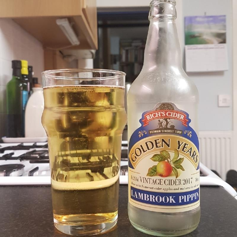 picture of Rich's Cider Golden Years Lambrook Pippin submitted by BushWalker