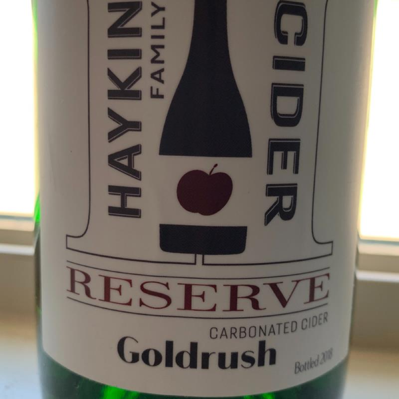 picture of Haykin Family Cider Goldrush submitted by KariB