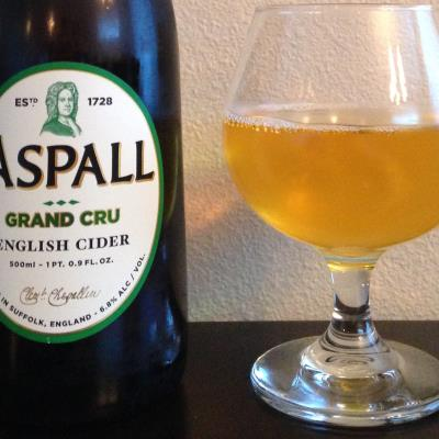 picture of Aspall Grand Cru English Cider submitted by cidersays