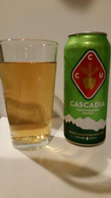picture of Cascadia Ciderworkers United (Reverend Nat's) Granny Smith submitted by david
