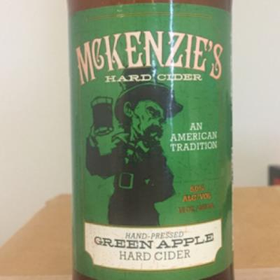 picture of McKenzie's Hard Cider Green Apple Hard Cider submitted by david