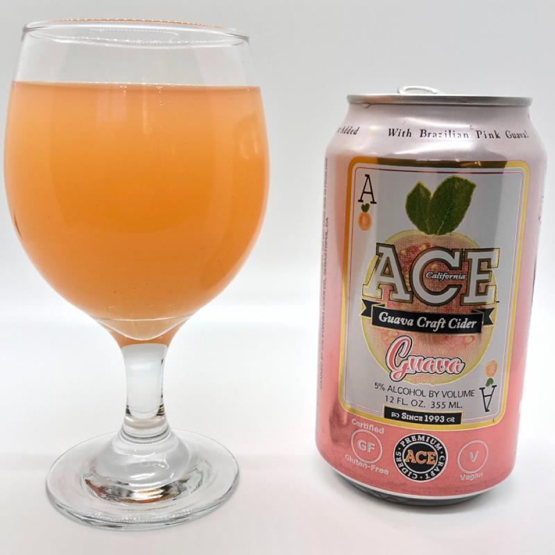 picture of ACE Hard Ciders Guava submitted by PricklyCider