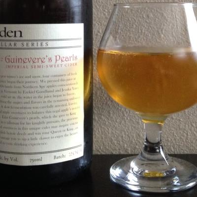 picture of Eden Cider Guinevere's Pearls (Cellar Series #4) submitted by cidersays
