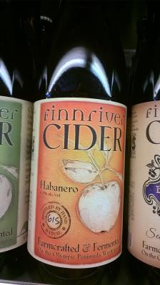 picture of Finnriver Cidery Habanero submitted by Slainte