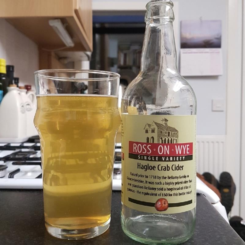 picture of Ross-on-Wye Cider & Perry Co Hagloe Crab submitted by BushWalker