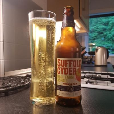picture of Aspall Hall Farm Suffolk Cyder submitted by BushWalker