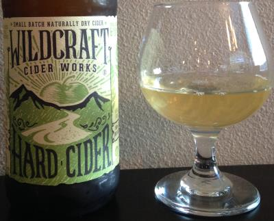 picture of Wildcraft Cider Works Hard Cider (Flagship) submitted by cidersays