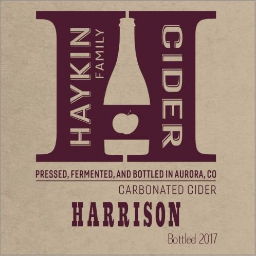 picture of Haykin Family Cider Harrison submitted by KariB