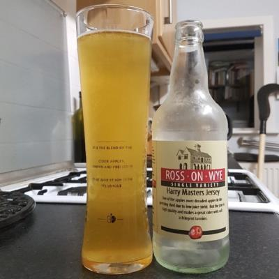 picture of Ross-on-Wye Cider & Perry Co Harry Master's Jersey submitted by BushWalker