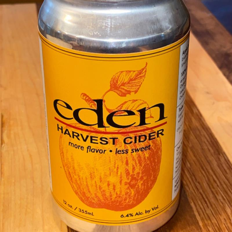 picture of Eden Cider Harvest Cider submitted by JacquesHinkle