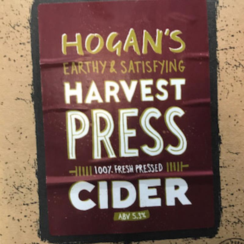 picture of Hogan's Cider Harvest Press submitted by Judge