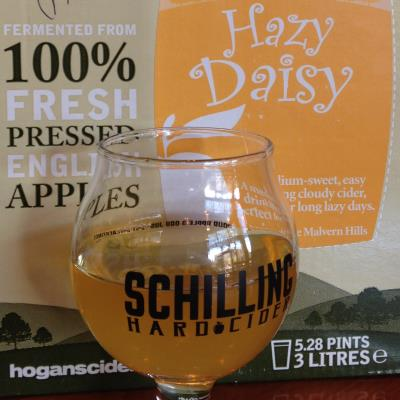 picture of Hogan's Cider Hazy Daisey submitted by cidersays