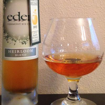picture of Eden Cider Heirloom Blend Ice Cider, Brandy Barrel Aged submitted by cidersays