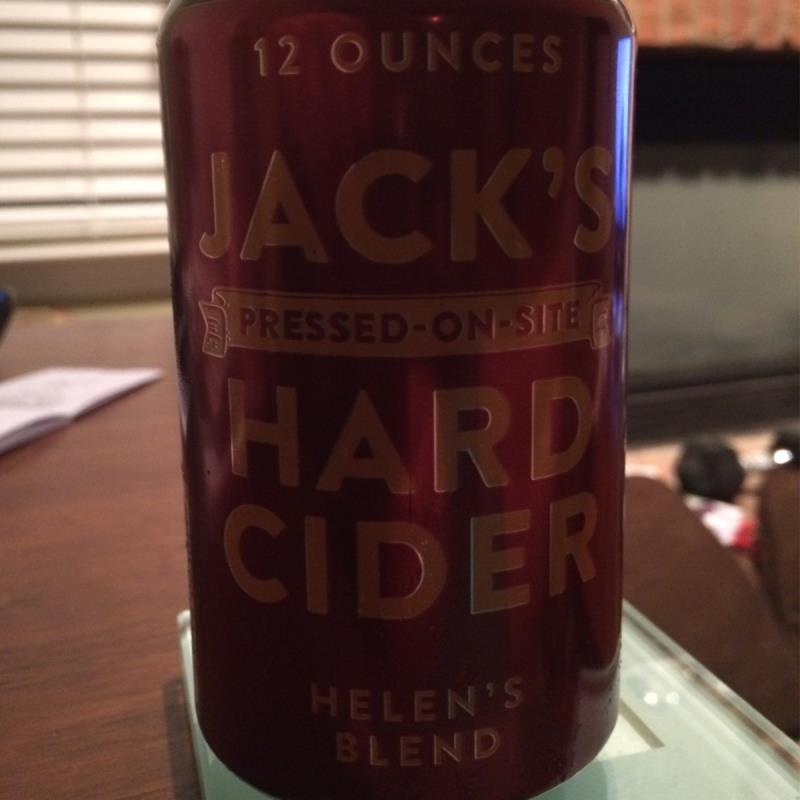 picture of Jack's Hard Cider Helen's Blend submitted by Fro
