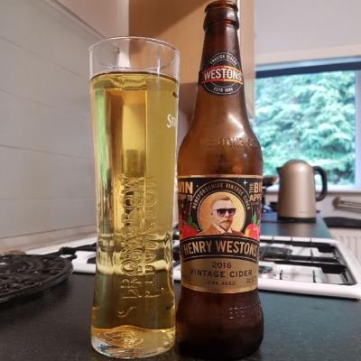 picture of Westons Cider Henry Weston's 2016 Vintage Cider - Oak Aged submitted by BushWalker