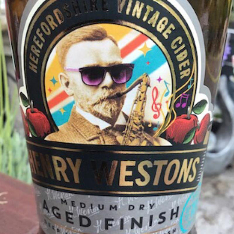picture of Westons Cider Henry Weston's Aged Finish submitted by pubgypsy