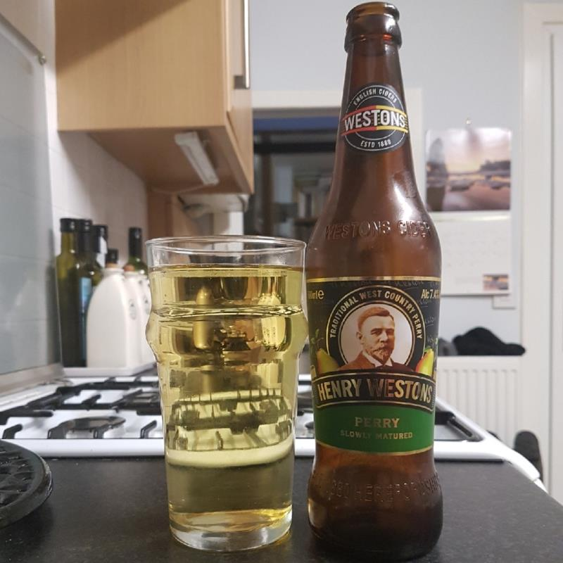 picture of Westons Cider Henry Weston's Perry submitted by BushWalker