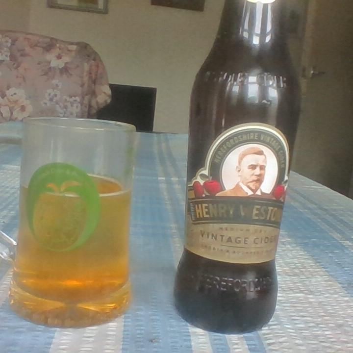 picture of Westons Cider Henry Westons 2019 Vintage submitted by cidrtikmick